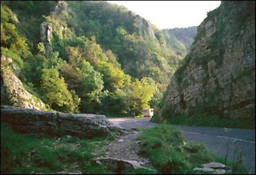cheddar gorge facts