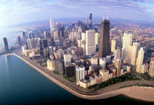 chicago city