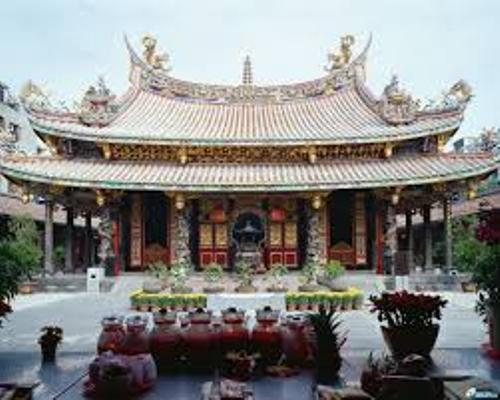 china temple