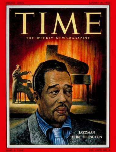 Duke Ellington Time