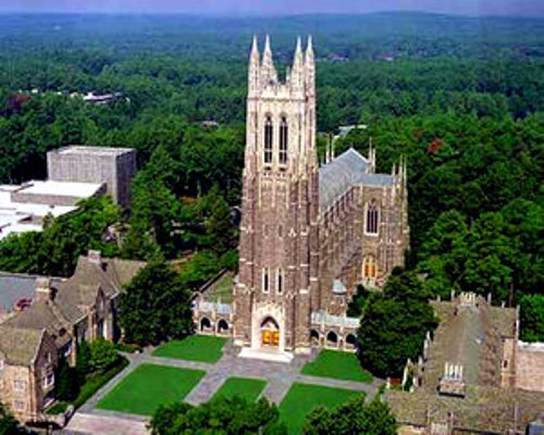 Duke University facts