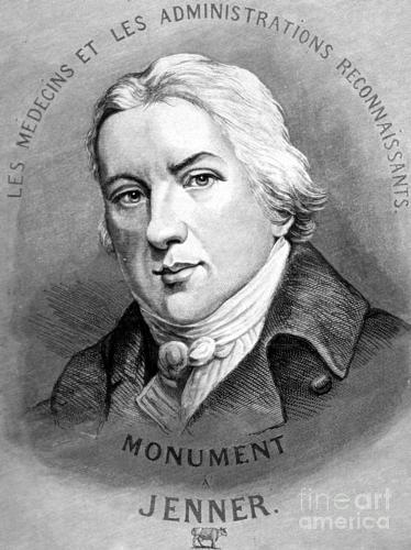 Edward Jenner, English Scientist