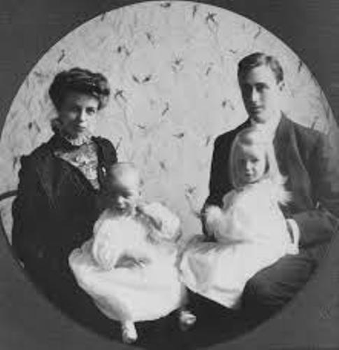 Eleanor Roosevelt Family
