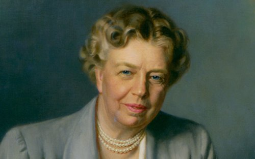 Eleanor Roosevelt Old