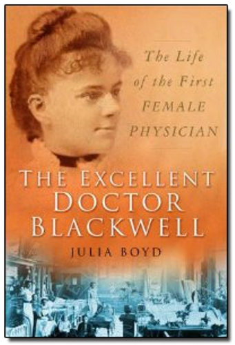 Elizabeth Blackwell Book