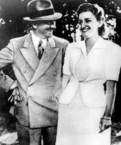 Eva Braun Happy