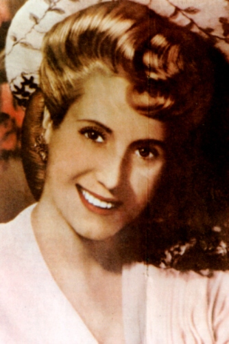 Eva Peron Facts