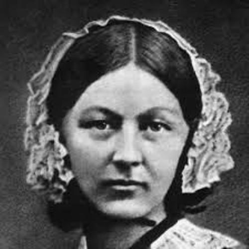 Florence Nightingale Close Up