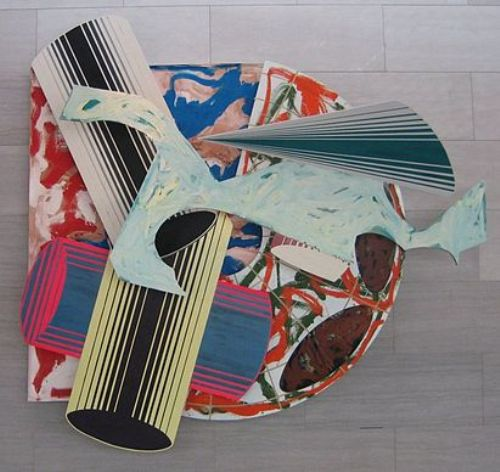 Frank Stella Facts