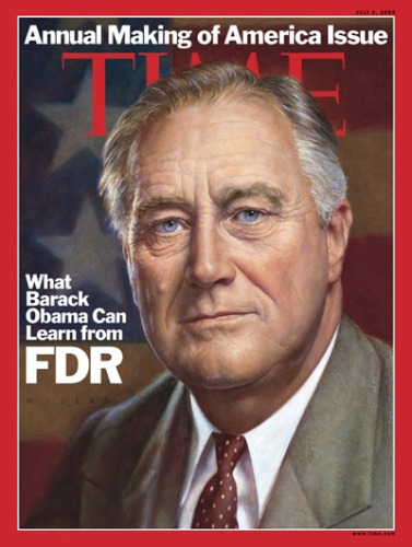 Franklin D Roosevelt Time