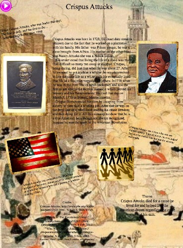 crispus attucks source