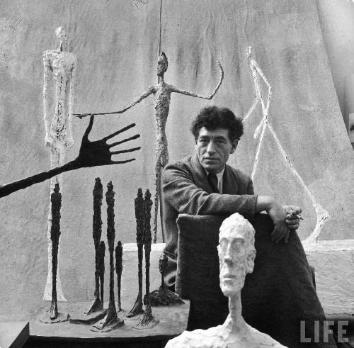 Alberto Giacometti Facts