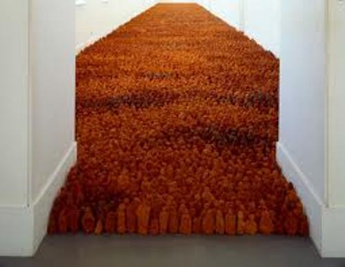 Antony Gormley Facts
