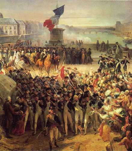 French Revolution Cover