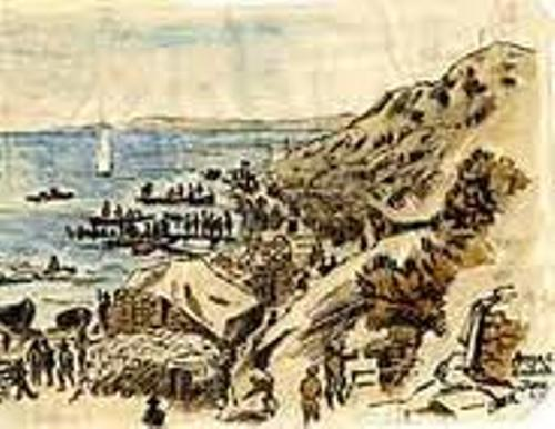 Gallipoli Battle