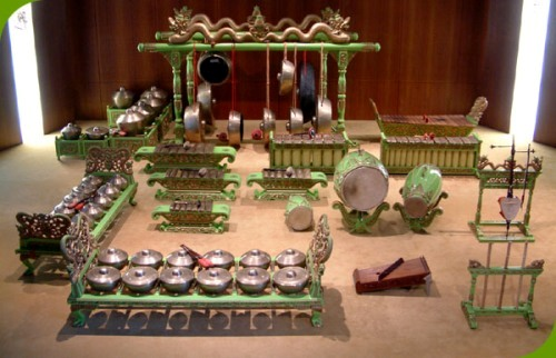 Gamelan Music Facts