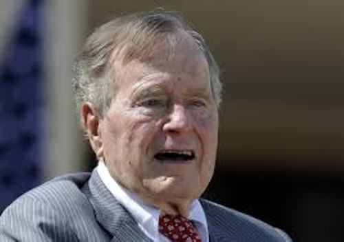 George H.W. Bush Old