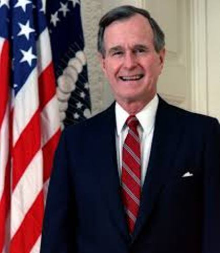 George H.W. Bush The Former Preseident