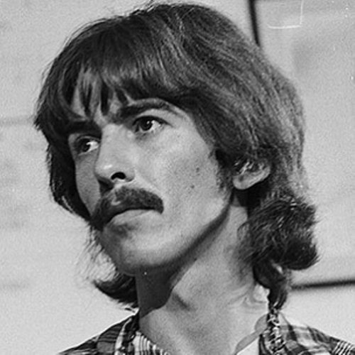 George Harrison Pic