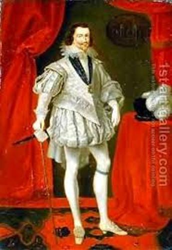 George Villiers Pic