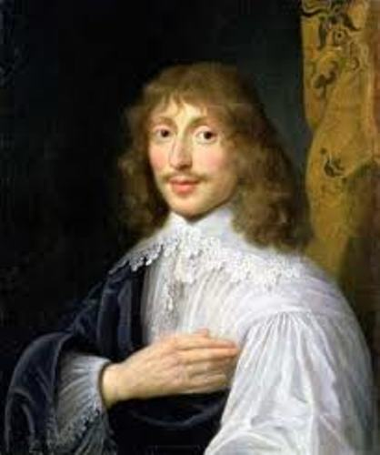 George Villiers face