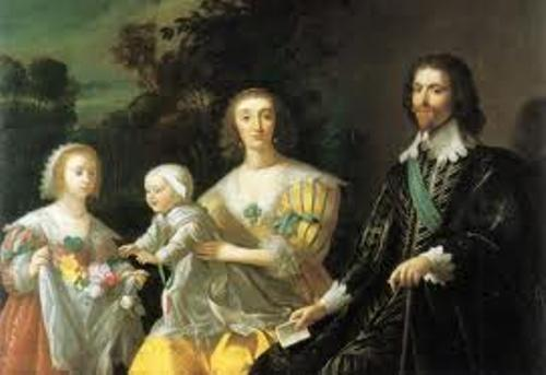 George Villiers family