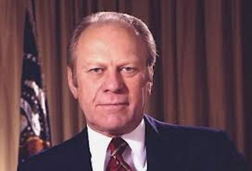 Gerald Ford Facts