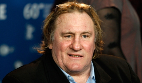 Gerard Depardieu Actor