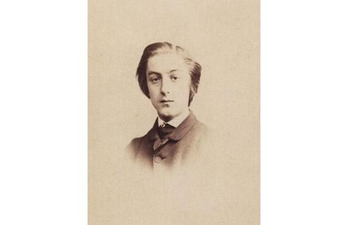 Gerard Manley Hopkins Image