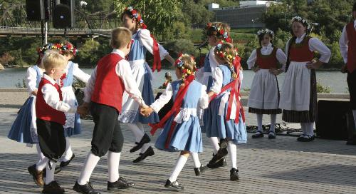 German Music and Dance