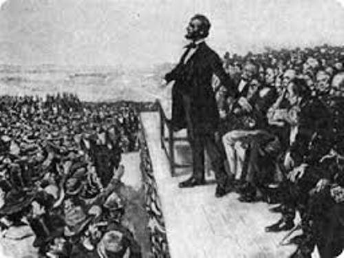 Gettysburg Address Facts