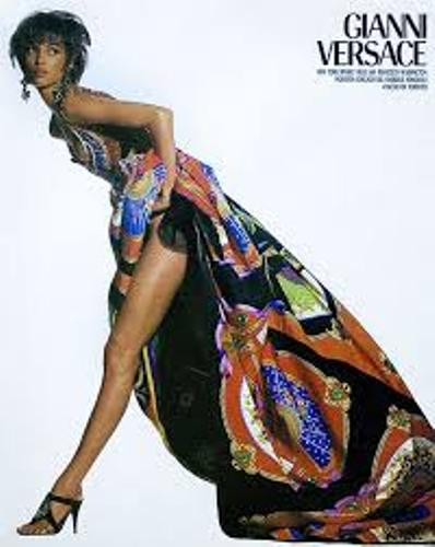 Gianni Versace fashion