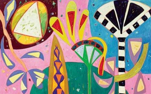 Gillian Ayres facts