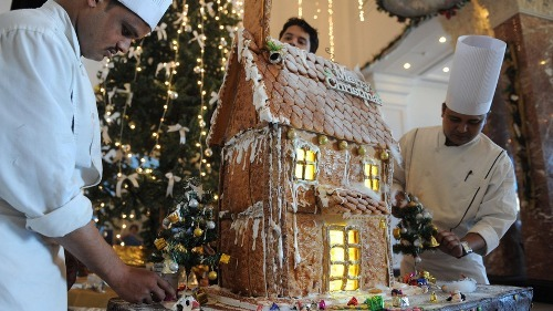 Gingerbread House Delicious
