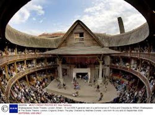 a brief history of the globe theatre and william shakespeare Shakespeare's globe theater was an exciting place  the globe theatre was  built in 1599 just outside the london city limits on the southbank.