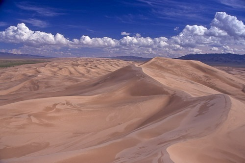 Gobi Desert facts