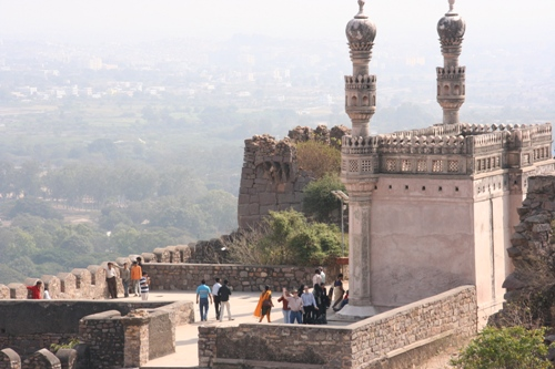 Golconda Fort Pic