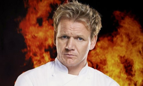 Gordon Ramsay  Chef