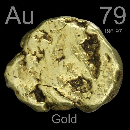 The Element gold Facts