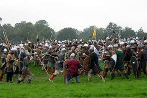 Battle of Hastings England