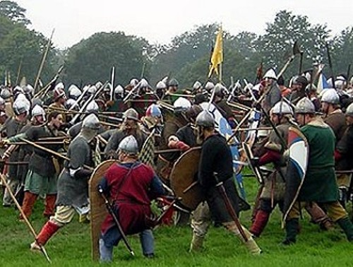 Battle of Hastings Image