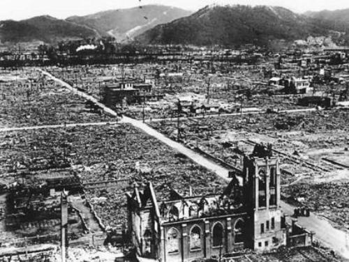 Bombing Hiroshima facts