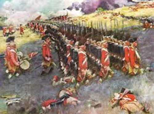 Bunker Hill Battle Army