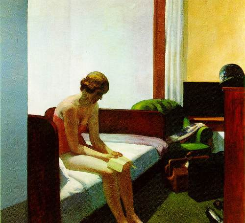 Edward Hopper facts