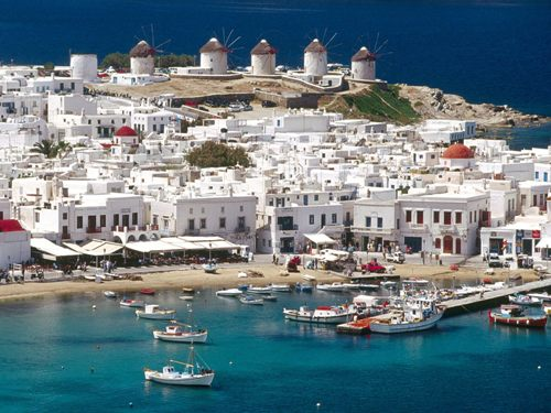 Greece Attraction