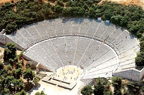 Greek Drama Theatre