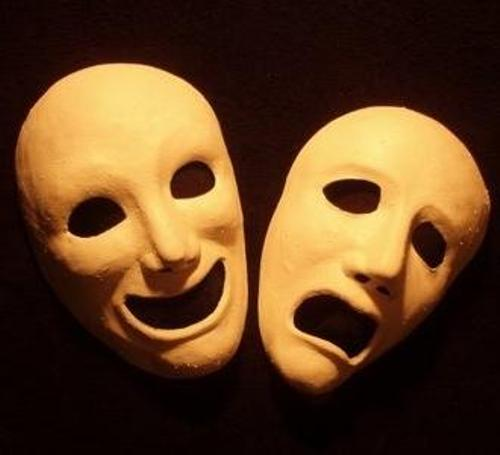 Greek Theatre Masks