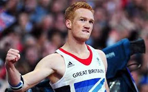 Greg Rutherford Pic