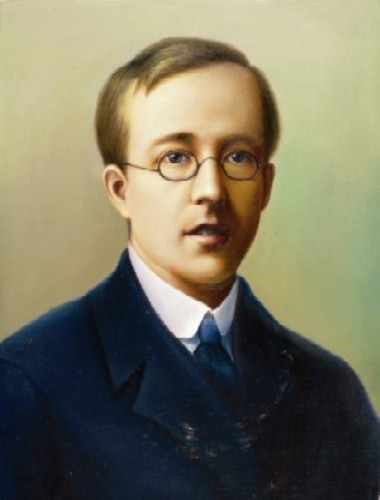 Gustav Holst Pic