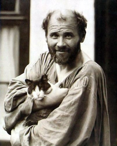 Gustav Klimt Photo